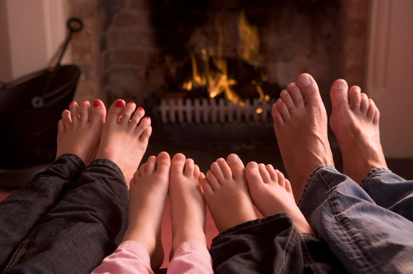 IECC 2009 Code prohibits Open Wood-Burning Fireplaces