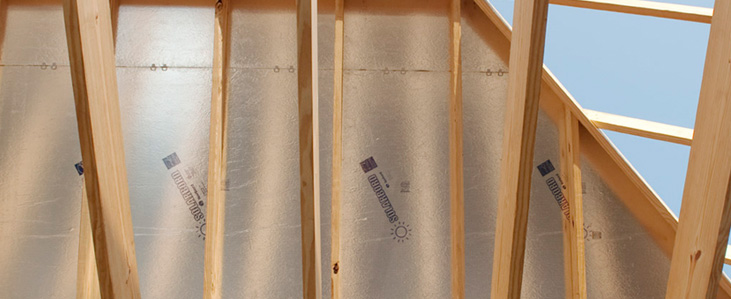 Spray Foam vs. Radiant Barrier Sheathing: Pros and Cons