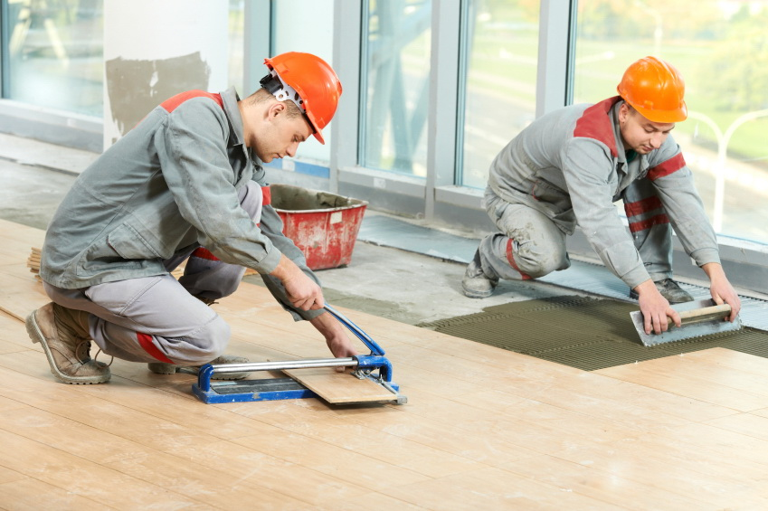 Expansion Joints in Flooring