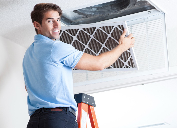 Mitigate Poor Indoor Air Quality with Mechanical Ventilation