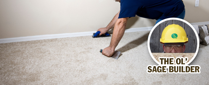 OSB Over Board Subflooring as Carpet Substrate?