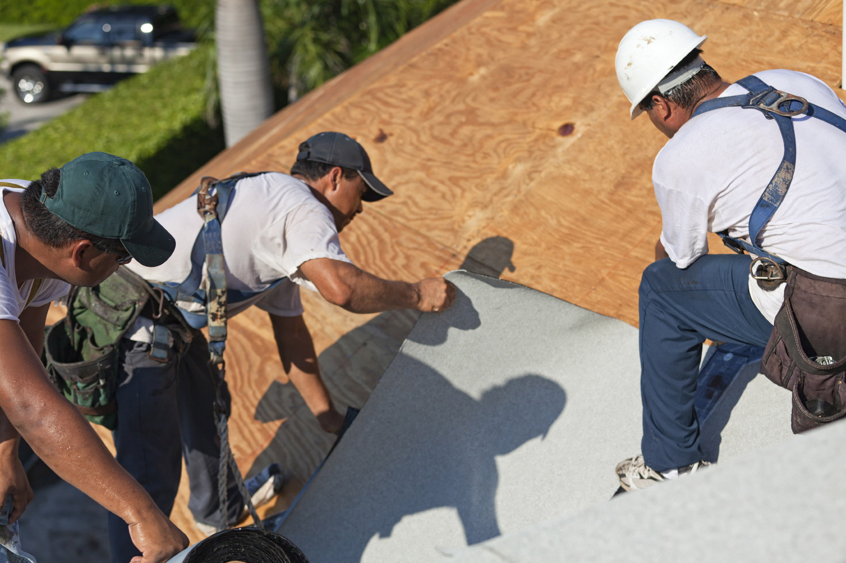Reviewing OSHA Roof Safety Rules