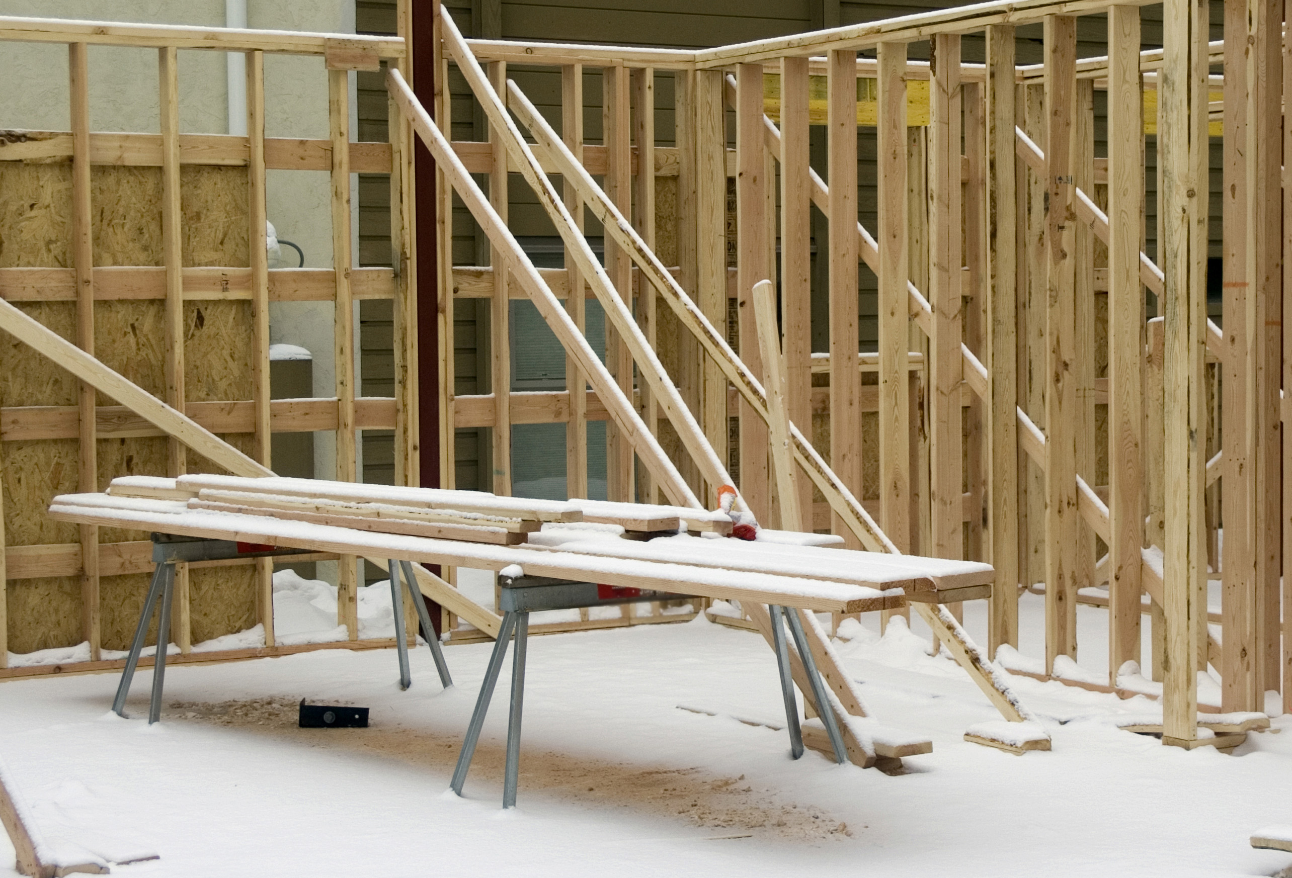 Winter Safety for Construction Sites