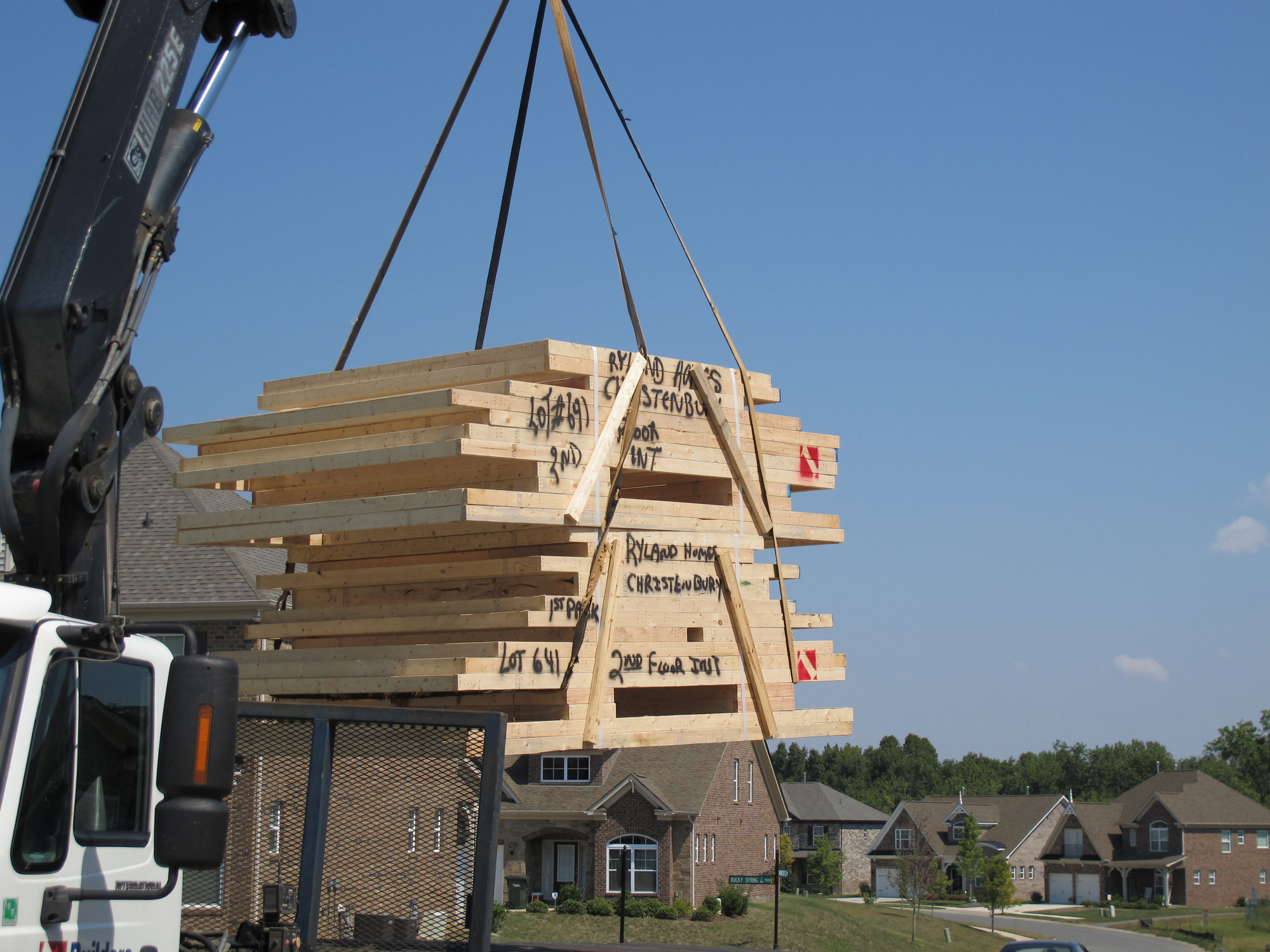 Wall Panelization vs. Stick Building Homes
