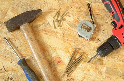Don't Install your OSB Wall Panels as Tight as Possible