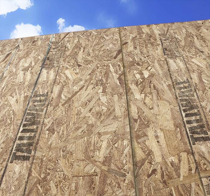Installing Longer Wall Panels Vertically