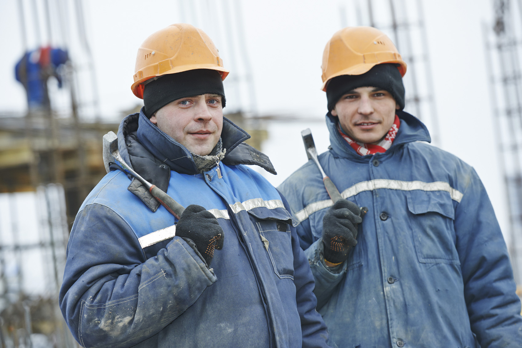 How to Avoid Cold Stress on the Jobsite