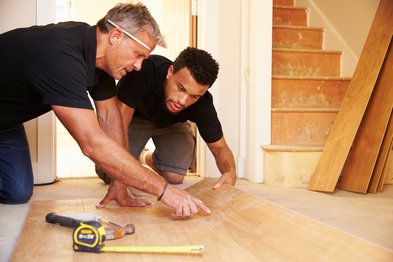 Prevent Gaps in Wood Flooring over the Winter