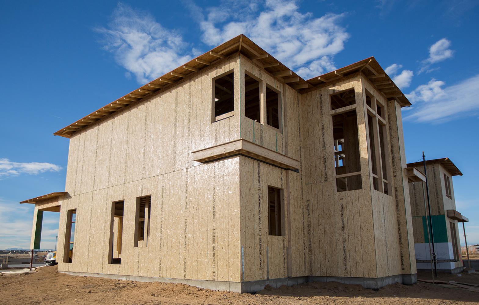 Por qué los paneles de paredes más altos son el futuro de la construcción
