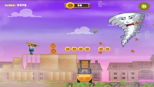 West Fraser Builder Dash Game Bad 12 Levels Screen