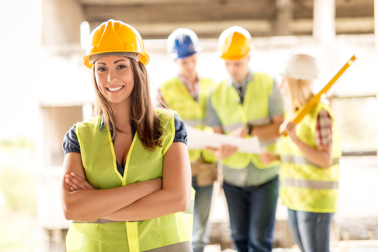How to Get more Woman on your Work Crew