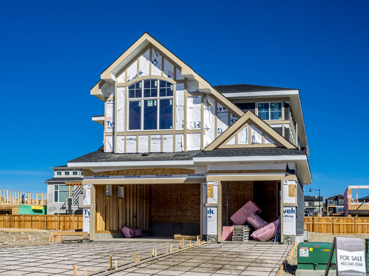 Housewrap Installation Tips from our Ol' Sage Builder