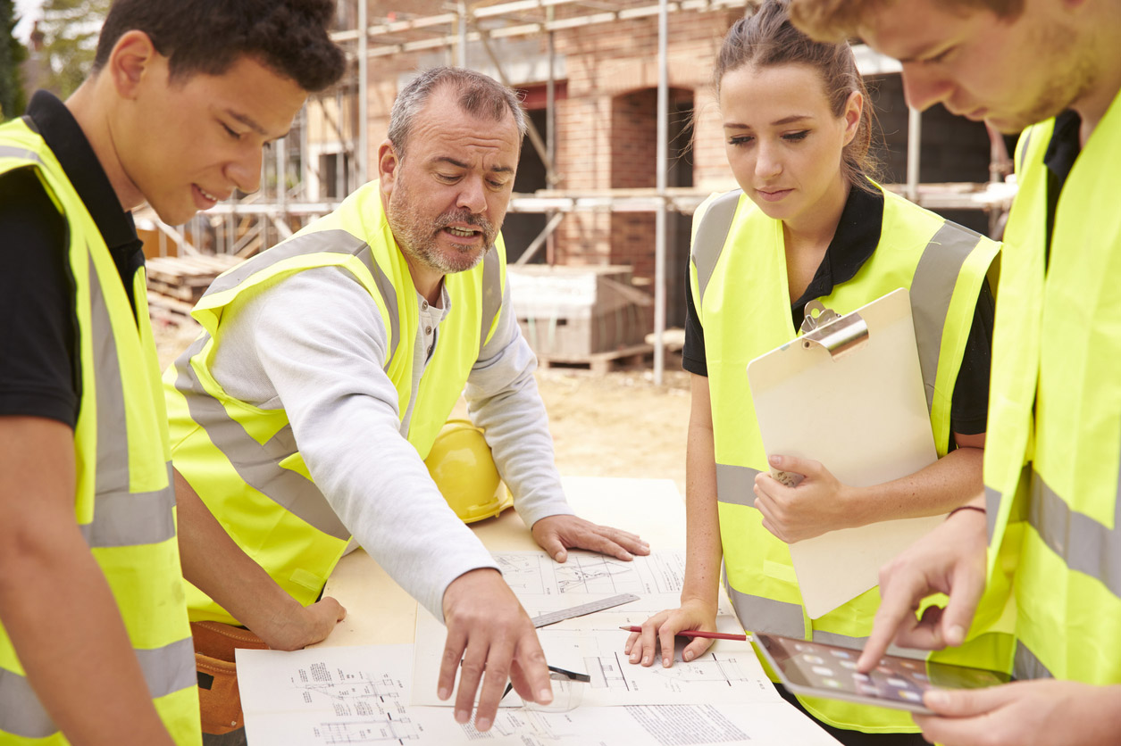 Thinking of a Career in Construction? America Needs You!