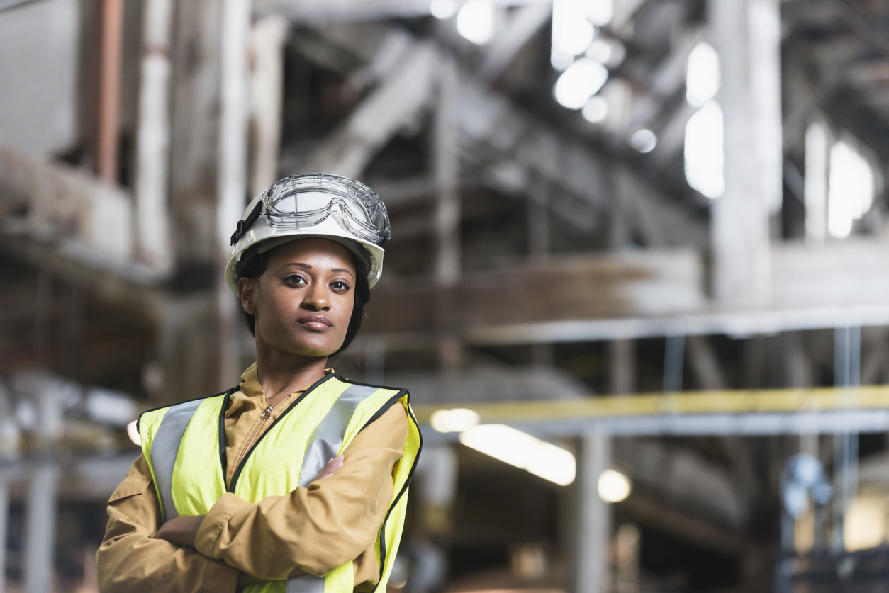 OSHA Works to Create Safe Jobsites for Women Construction Workers