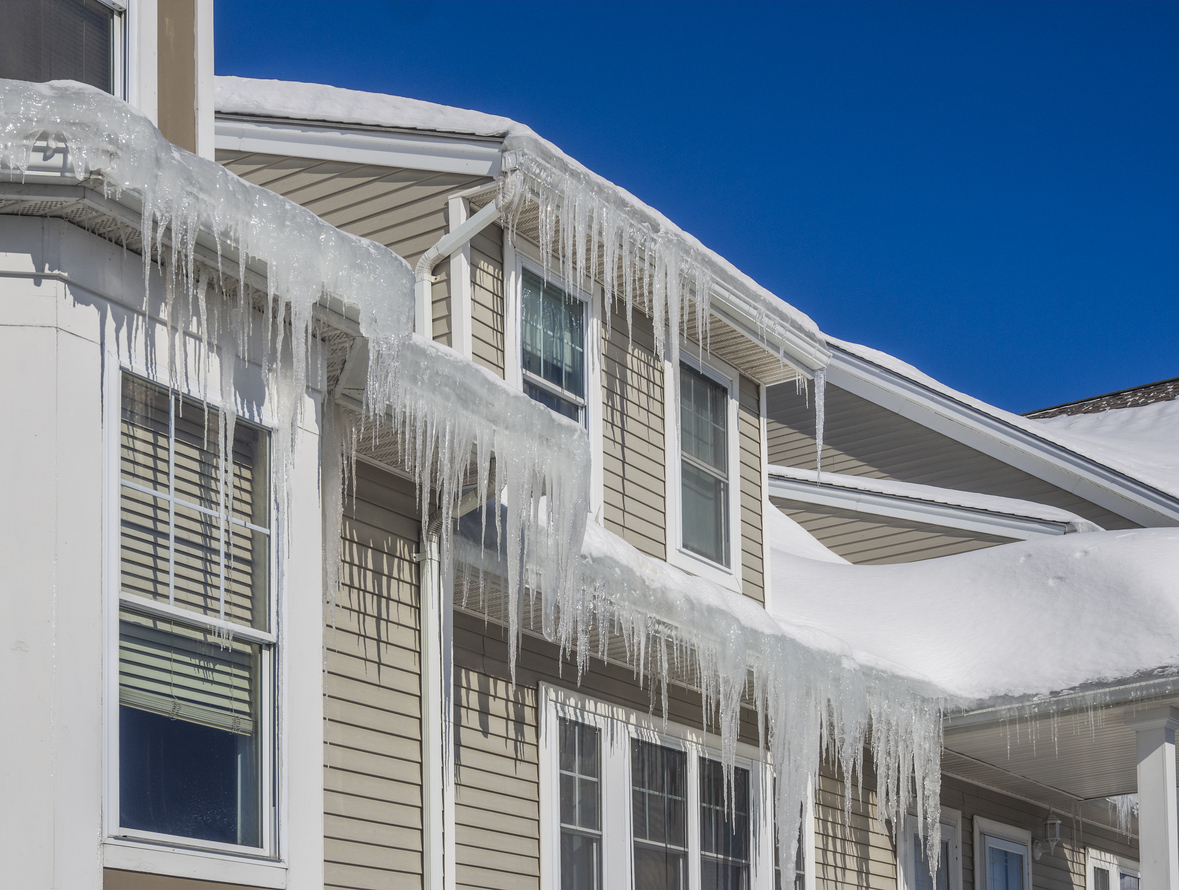 How to Winterize Your Gutters