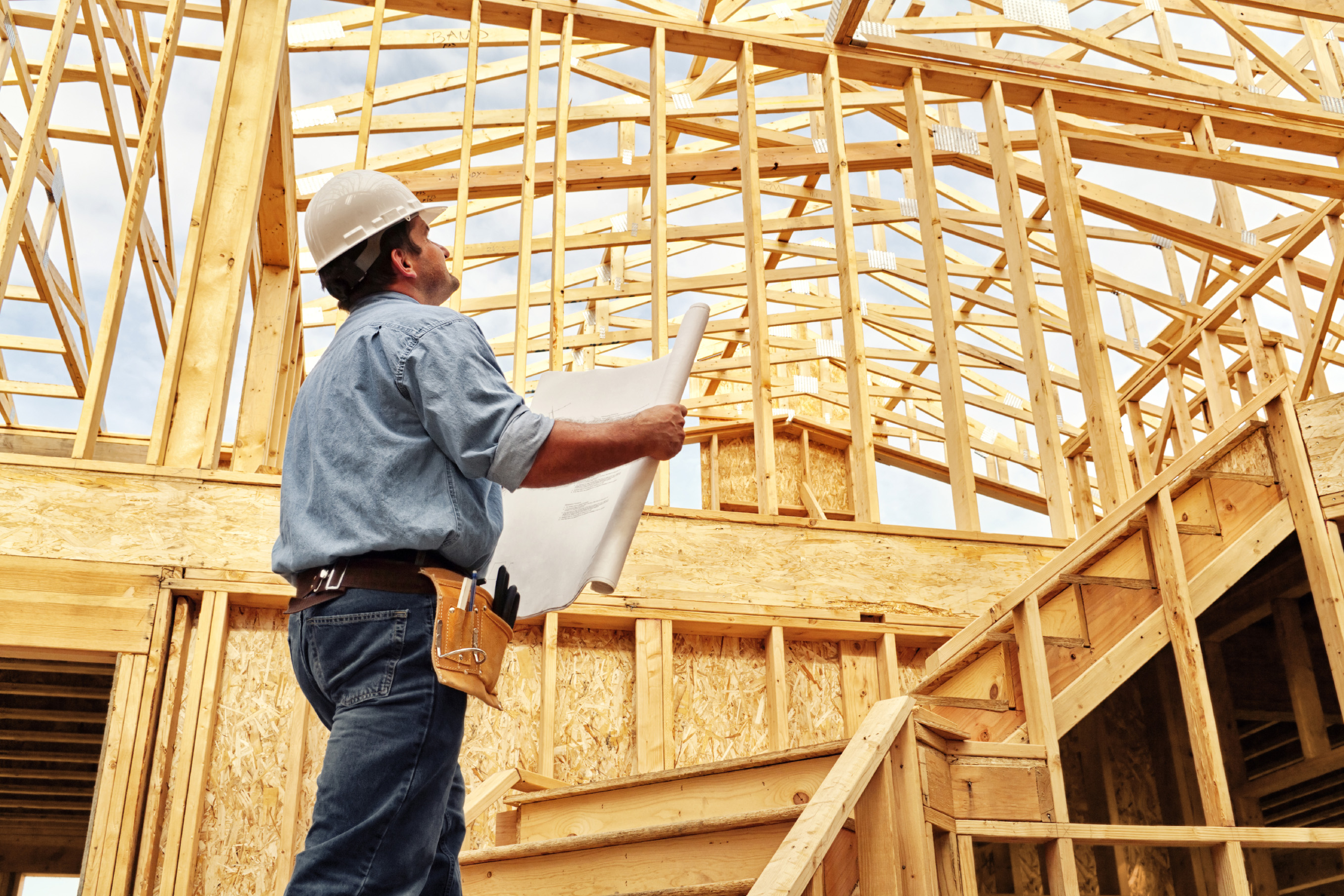 Wood Roof Trusses: Advanced Technology in Building Design
