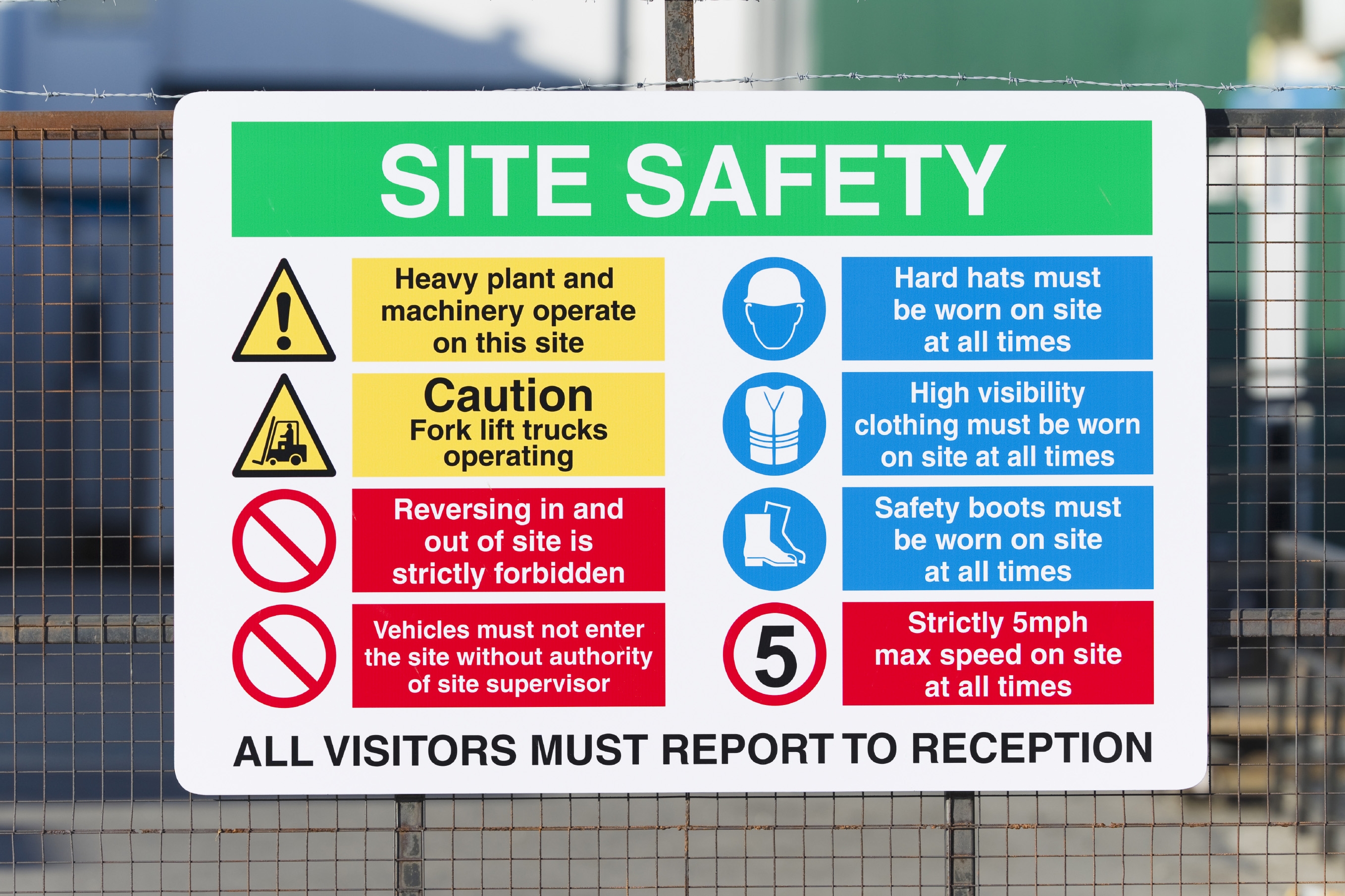 Jobsite safety: Best Practices from OSHA