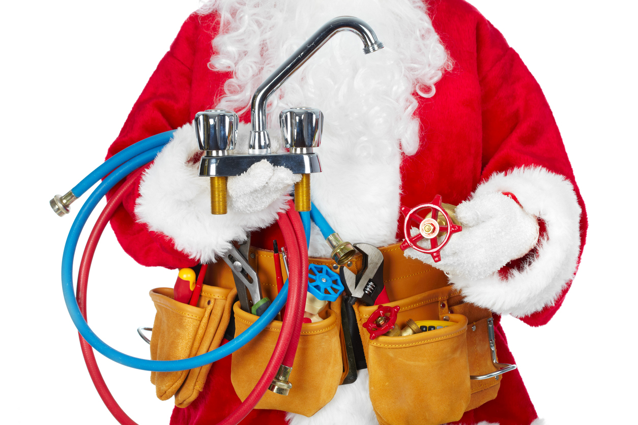 Why the Festive Season is the Busiest for Plumbers