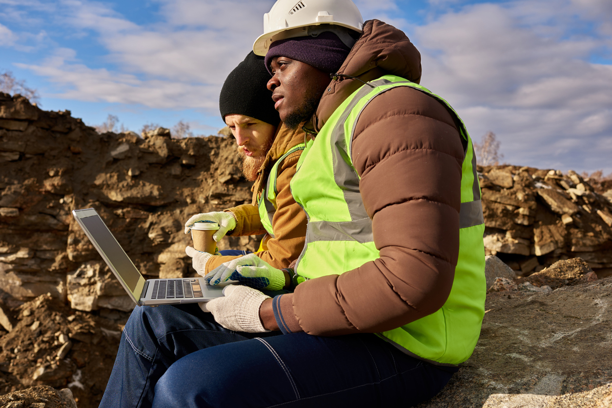 Staying Warm on Construction Job Sites