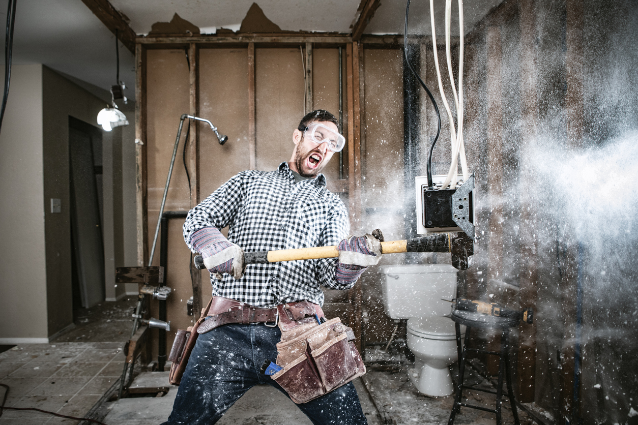 Jobsite Stress and How to Deal with It