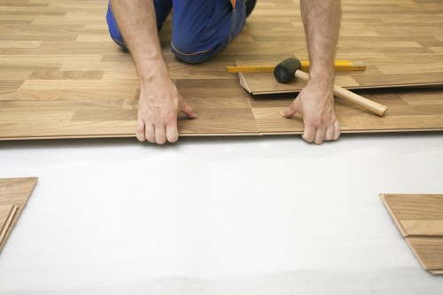 Sub-floor Adhesives Prevent Squeaky Floors