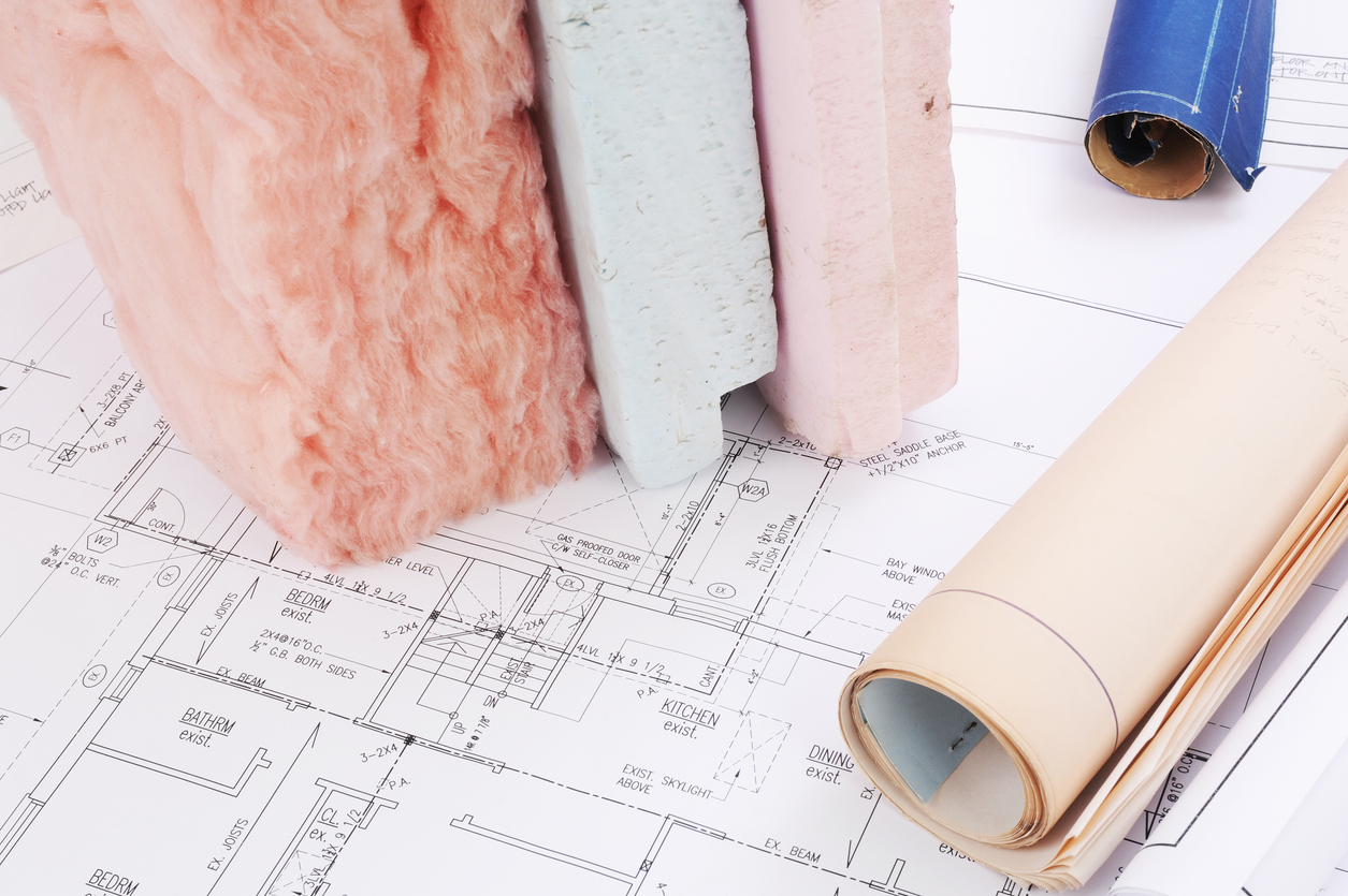Fiberglass is the Most Popular Insulation Material for Home Builders
