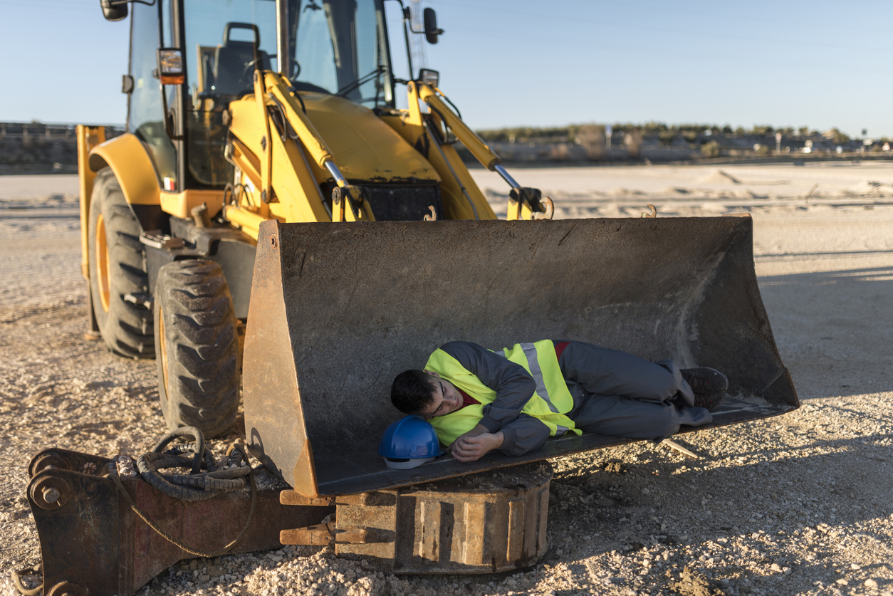 Dealing with Fatigue on the Jobsite
