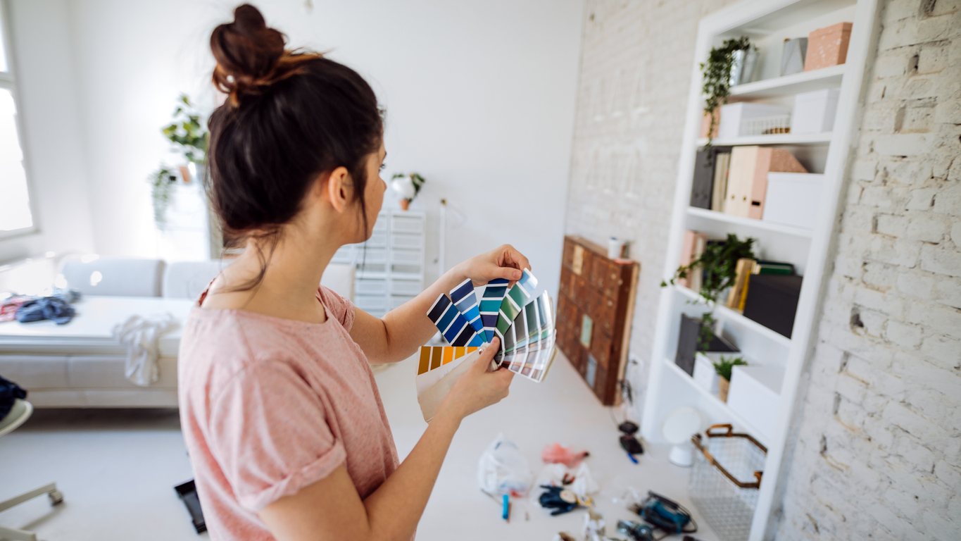 Paint Colors That Can Make Your Walls Look Dingy