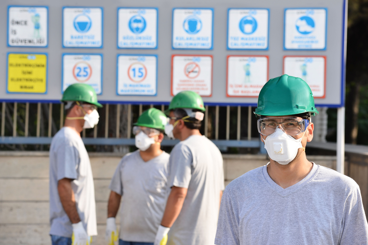 NAHB Creates Materials To Help During the Pandemic