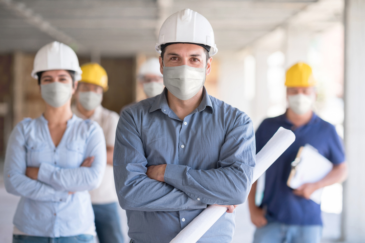Which Masks Work Best for Jobsite Safety During the Coronavirus Pandemic?