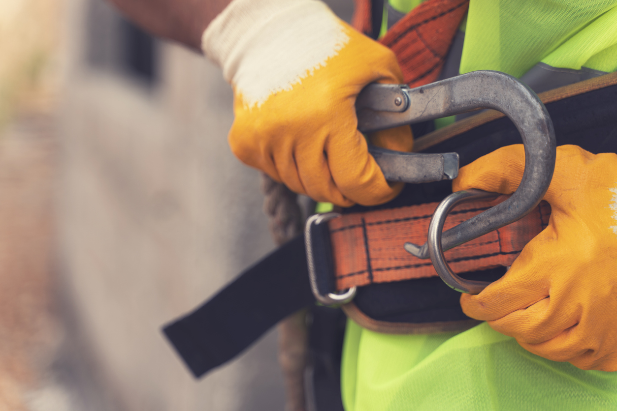 How to Reduce Falls Risks on your Jobsite