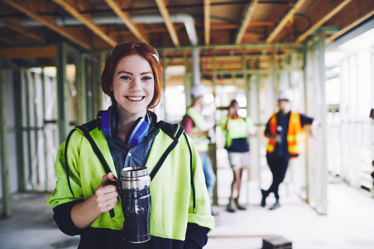 More Women Take Up Trades as a Career
