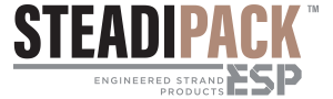 SteadiPack™ Engineered Strand Products (ESP)