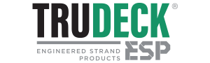 TruDeck® Engineered Strand Products (ESP)