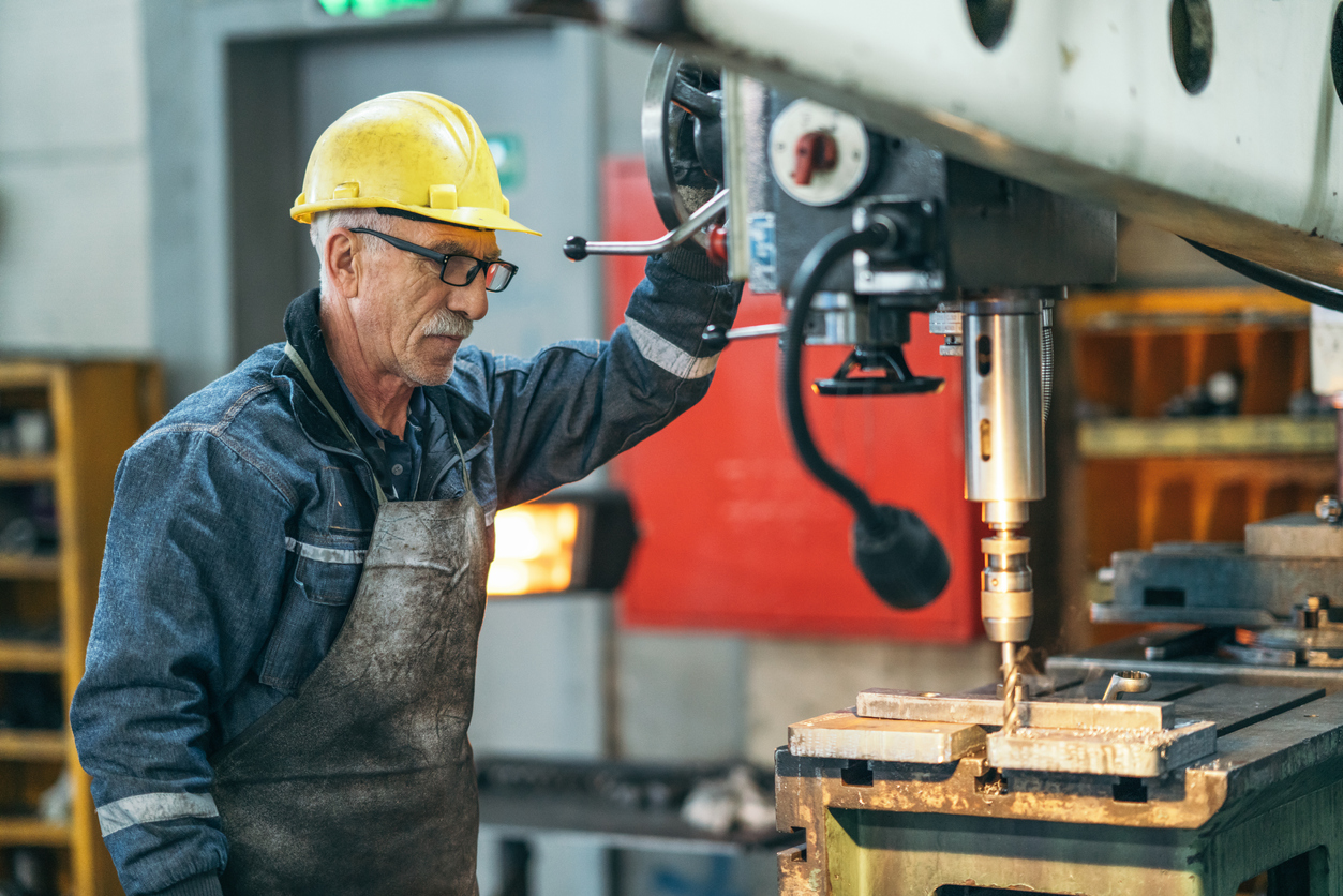 Aging Workforce Contributes to Labor Shortages