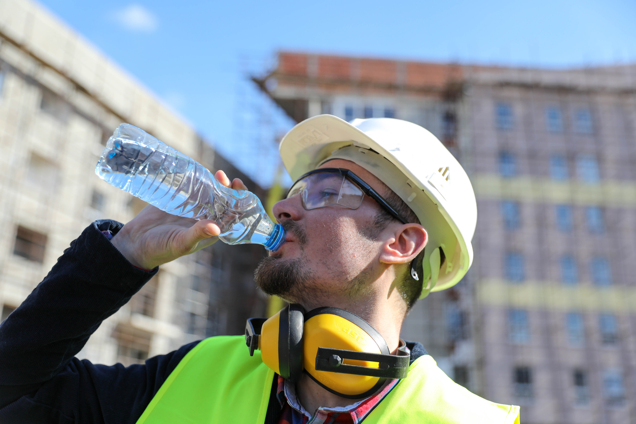 Keeping Workers Safe During Summer Heat